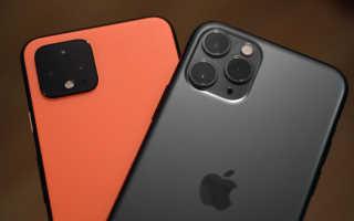 Сравнение Apple Фото и Google Фото. Выбор очевиден