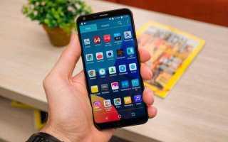 Обзор LG Q6 — Средний смартфон почти как флагман
