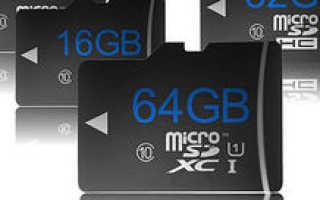 Почему не форматируется микро SD карта и что делать в таком случае