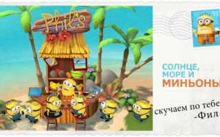 Скачать Minions Paradise на Андроид