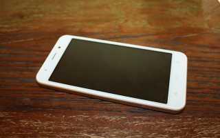 INOI 2: обзор ультрабюджетного смартфона