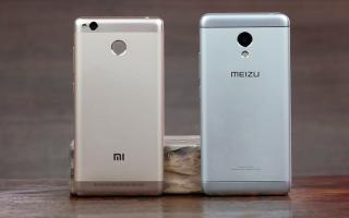 Сравнение смартфонов: Meizu или Xiaomi, какой лучше выбрать — подробный анализ