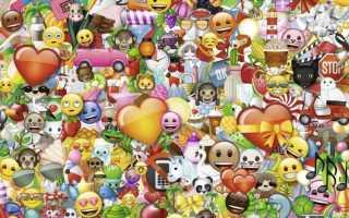 Как установить emoji на андроид
