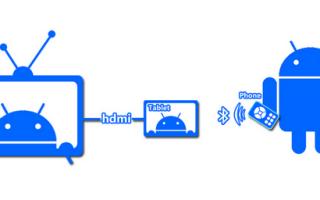 Дистанционное управление телефоном через Bluetooth