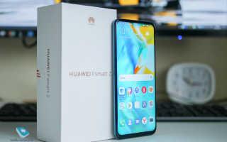Обзор Huawei P Smart Z — флагманские фишки в середняке