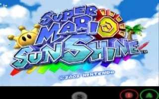 Лучший эмулятор Nintendo Wii для Android