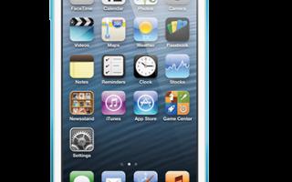Характеристики iPod touch – Проект AppStudio