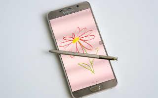 Обзор Samsung Galaxy Note 5 – Фаблет Samsung стал ещё лучше и удобнее