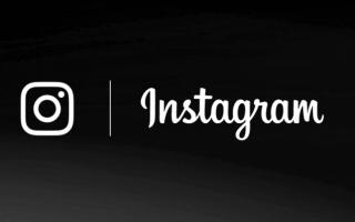 Новое в Instagram: темная тема и исчезновение уведомлений