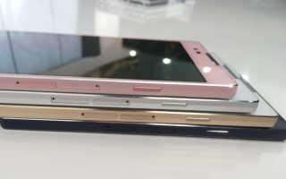 Мобильные телефоны в стальном или аллюминиевом корпусе — актуальные модели на 2019 год
