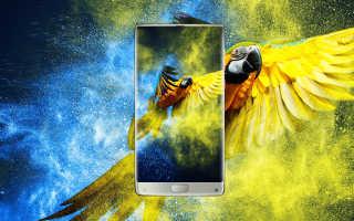 Обзор Elephone U —красивого смартфона с обтекаемым экраном, как у Samsung S8