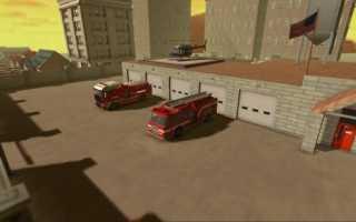 Скачать Парковка: Пожарная машина на андроид
