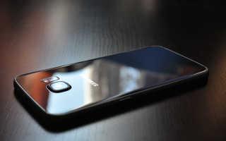 Флагманский смартфон Samsung Galaxy S6 Edge
