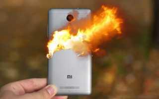Почему сильно греется телефон и быстро садится батарея?