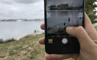 Смартфоны с лучшей камерой 2018