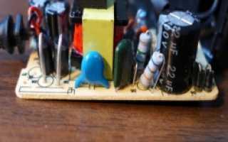 Недорогая USB-зарядка на 3 Ампера, которую можно разобрать.