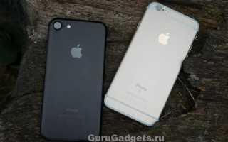Сравнение iPhone 6S или iPhone 7: описание, характеристики и отзывы